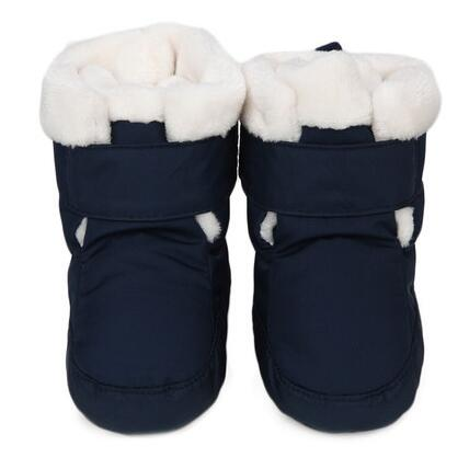 2018 winter Thick Warm Cashmere baby shoes Waterproof baby girl shoes unisext soft baby boy boots for snow winter kids
