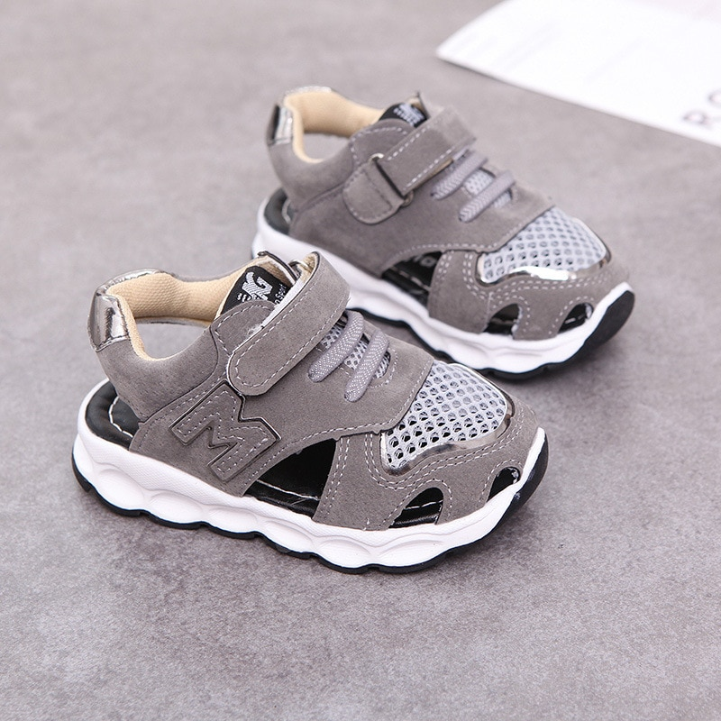 2018 new fashion cool casual kids shoes hot sales cool baby girls boys shoes high quality breathable children sandals