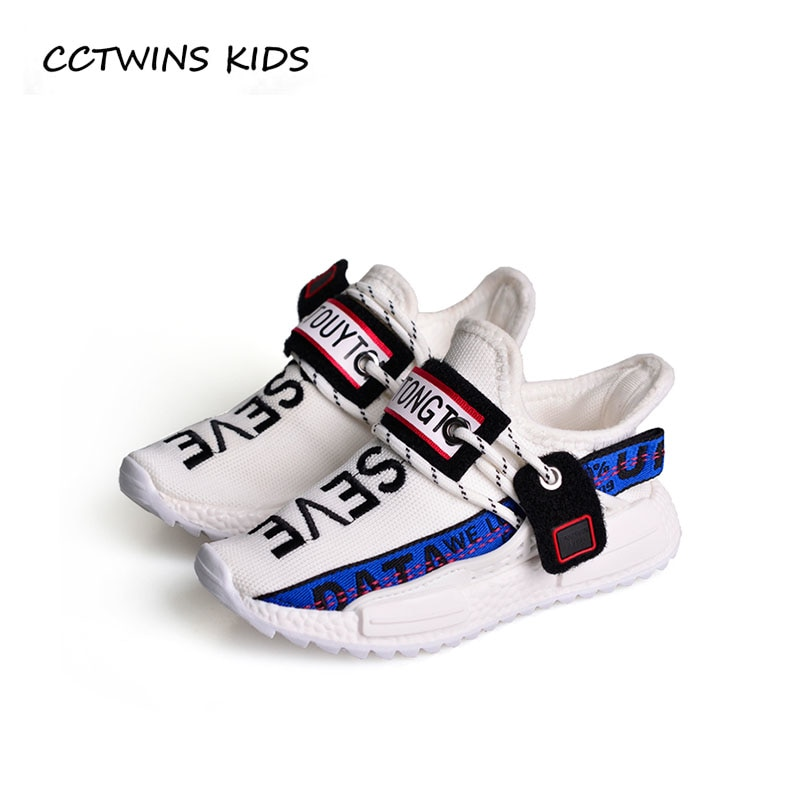 CCTWINS KIDS 2018 Autumn Boy Mesh Breathable Shoe Children Fashion Sport Sneaker Baby Girl Brand Casual Trainer FS22445