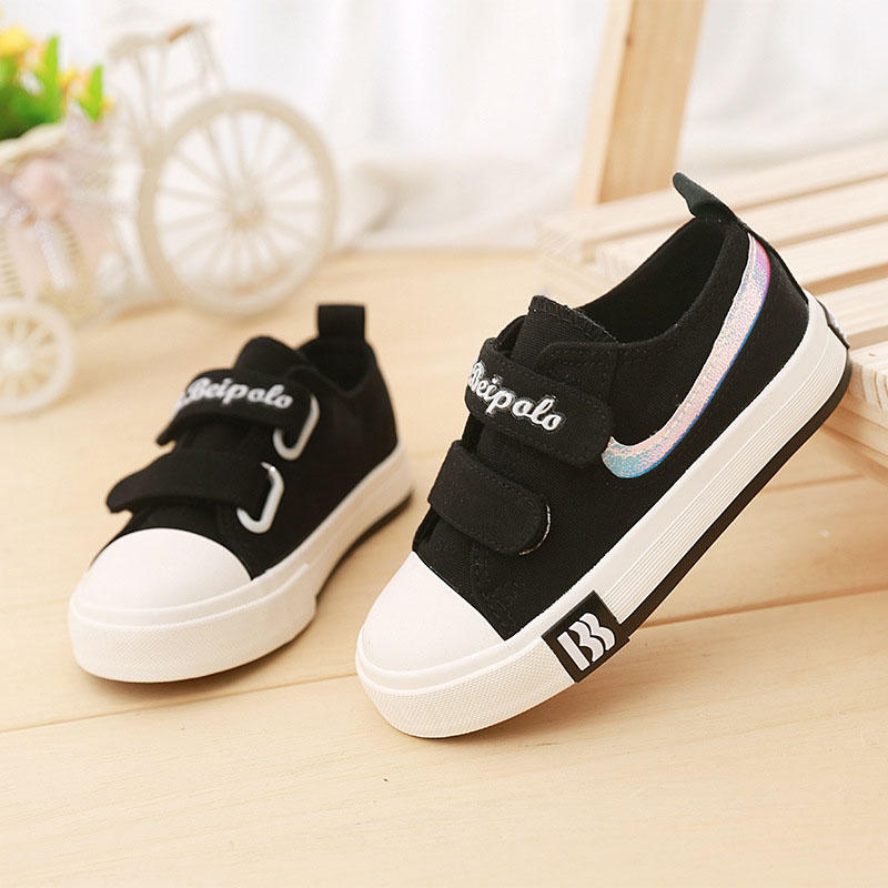 2018 high quality Hook&Loop unisex girls boys baby shoes All season sports hot sales baby first walkers sneakers free shipping