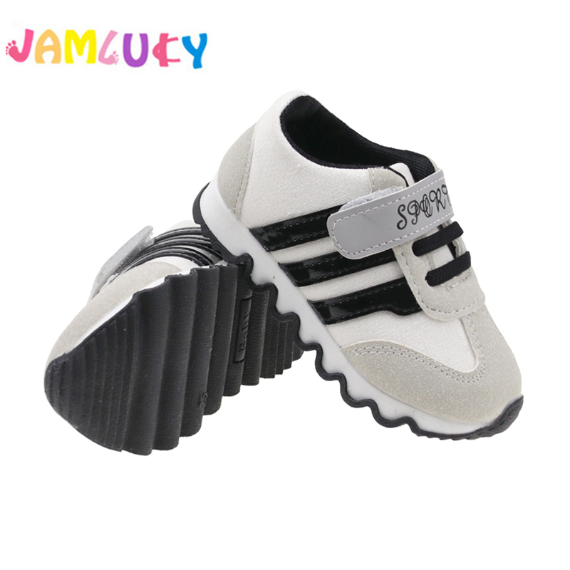 Sneakers For Boys Shoes Children Striped Black Canvas Breathable Sneakers Kids Girls Autumn Baby Sports Shoes tenis infantil