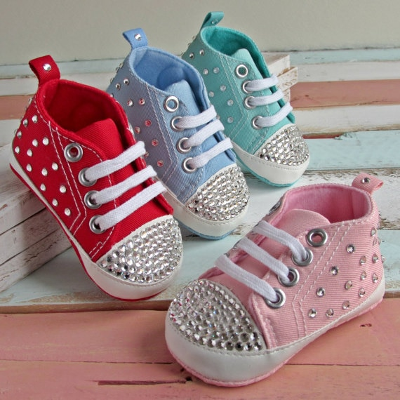 Toddler Baby Girls Shoes Sequin Infant Soft Sole First Walker Cotton crystals Rhinestones Baby shoes satin bella Ballerina shoes