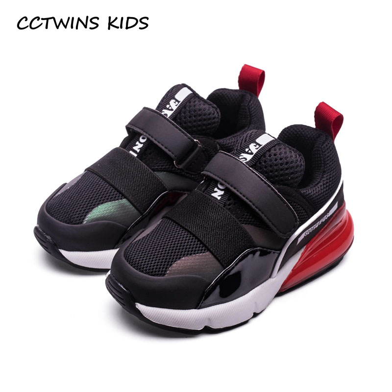 CCTWINS KIDS 2018 Autumn Children Fashion Mesh Casual Trainer Boy Brand Sport Sneaker Baby Girl Breathable Shoe FS22376